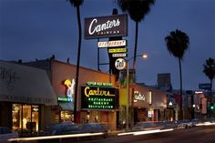 #1 Top Late Night: Brooklyn Ave. Sandwich (House made and sliced corned beef, secret sauce, house made rye bread, and Coke slaw) mmmmm @ Canters Deli Los Angeles, CA Lots of great late night and other treats including chicken soup with matzoh ball