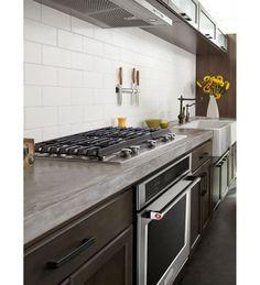 KitchenAid® 30'' 5-Burner Gas Cooktop with Griddle