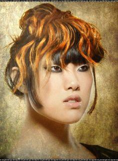 https://flic.kr/p/RdFzut | La nuova Madama Butterfly | La storia della piccola geisha Cio Cio San è stata molto triste, oggi la voglio immaginare così, modernissima,  i capelli con le meches e pronta per andare in discoteca: non ci sarà nessun Pinkerton che la farà soffrire:-)))!!