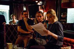 Theke, Texte, Temperamente - Bücher im Gespräch am 24. Juni 2014 in Frankfurt / Main