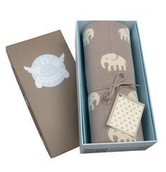 Weegoamigo Blanket (Stampede Mink)