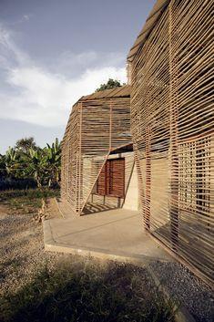 Gallery of Min Tu Won School / Orbe Architecture + Estudio Cavernas + INDA + W.E. Wattanachote + Lasavanich - 9