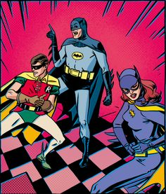 Batman '66, Jonathan Case