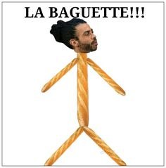 GIVE IT UP FOR AMERICAS FAVORITE FIGHTING FRENCH BREAD!! LABAGUETTE!!!!!!!