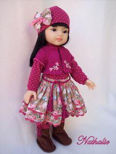 Tenue pour poupée Paola Reina, Little Darling...