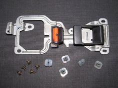 88 89 Honda CRX JDM OEM Interior Door Handle - Right