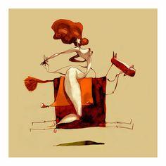 lady godiva by Patricio Betteo, via Flickr