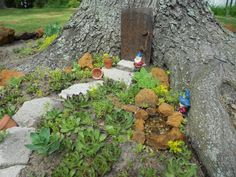 Gnome Garden Ideas 9 little diy garden ideas including miniature gardens gnome garden patio water garden Ideas For Gnome Garden