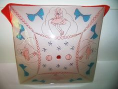Mid Century Modern 1950s Bedroom Nursery Pink by KitschyKooVintage, $35.00