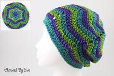 Charmed_By_Ewe_Flower_Ripples_Slouch_Hat_Crochet_Pattern.pdf  all sizes downloaded