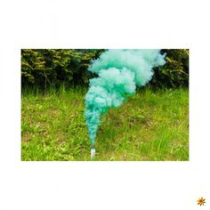 Rauchfackel Grün #pyrotechnik #pyro #rauch #rauchfackeln