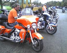 Gold Star Family ride 2013