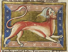While dragons and unicorns have long topped the A-list of mythical animals, medieval bestiaries are filled with an assortment of bizarre creatures that are scarcely remembered today. Ever heard of a bonnacon, which attacks its opponents with poisonous dung? Then read on.