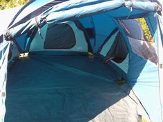 Family Tent 6 Berth - VANGO Colorado 600 DLX Excellent Condition with Carrying Case | Perth & The Best Christmas Holiday Travel Ideas in Australia ~ Holiday ...