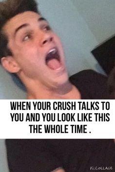 True. Grayson dolan