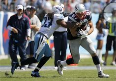 NE v TEN 09-09-12 ~ You can;t stop the beast, Gronkowski at work