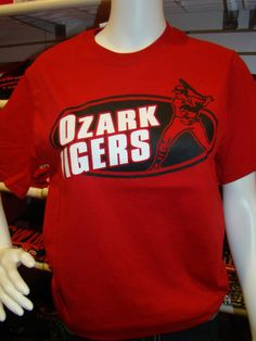 Ozark tigers baseball