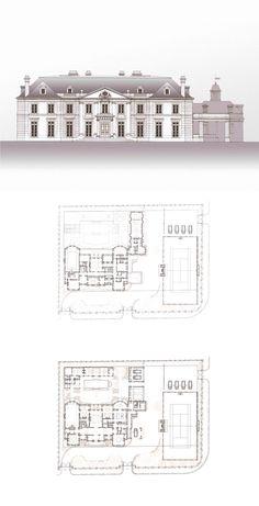 American Beaux-Arts | John B. Murray Architect