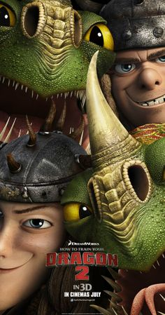 How to Train Your Dragon 2 (2014 june)