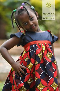 African Princess, African Girl, African Wear, African Dresses For Kids, Latest African Fashion Dresses, Girls Dresses, Kid Braid Styles, Kente Styles, Baby Girl Dress Patterns