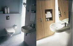6 tipov do kúpeľne bez bariér - Viva eshop