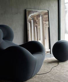 Buy The Serie Up 2000   Lounge Chair By Bu0026B Italia From Our Designer Lounge  Seating Collection At Chaplins   Showcasing The Very Best In Modern Design.