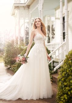Bliss Bridal in Buffalo, New York carries Martina Liana wedding dresses. Wedding Dresses in Hamburg, NY Martina Liana. Beautiful wedding dresses in Buffalo. Wedding Dress Gallery, Wedding Dress Pictures, Dream Wedding Dresses, Bridal Dresses, Wedding Gowns, Bridesmaid Dresses, Lace Wedding, Lace Dresses, Dress Lace