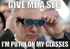 Funny Memes about Glasses