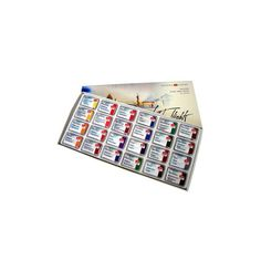 White Nights akvarellfesték készlet - 24 db - kartondobozban - Art-Export webáruház