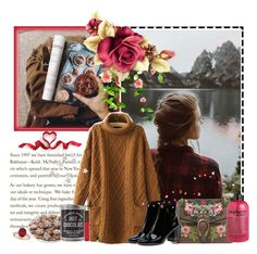 """""""Chocolate Raspberry"""" by iheartkittys ❤ liked on Polyvore featuring Urban Renewal, Wilton, Gucci, WithChic, Yves Saint Laurent, Fashion Fair, Allurez and philosophy"""