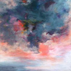 "Saatchi Online Artist: Rikka Ayasaki; Acrylic Painting ""Passions 5061"""