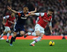 Arsenal 2 Fulham 0 - Olivier