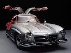 1954 Mercedes-Benz 300 SL Gullwing.