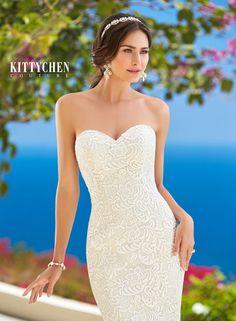 Wedding Dresses   Bridal Gowns   KittyChen Couture - Cora #kittychen