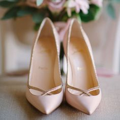 21 Times Christian Louboutin Wedding Shoes Made Us Fall in Love - wedding shoes; Milton Photography Who doesn't know Christian Louboutin to be one of the greatest creators of fabulous wedding shoes? Manolo Blahnik, Cute Shoes, Me Too Shoes, French Chateau Wedding Inspiration, Getting Ready Wedding, Christian Louboutin Outlet, Wedding Shoes Christian Louboutin, Beautiful Shoes, Beautiful Women
