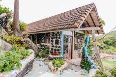 Ganhe uma noite no Cabana Gaudi, rodeada pela natureza - Casas de campo para Alugar em Florianópolis no Airbnb!