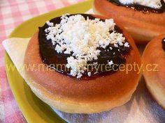 Bavorské vdolečky Doughnut, Food, Hoods, Meals