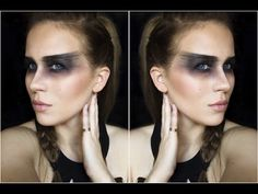 Mad Max Inspired Makeup - Makeup Now Mad Max Fury Road, Max Makeup, Makeup Looks, Makeup Eyes, Looks Halloween, Halloween Makeup, Apocalypse Makeup, Mad Max Costume, Mad Max Cosplay