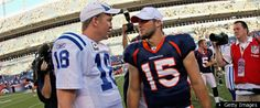 Tim Tebow Trade Rumors: Broncos Reportedly To Trade QB After Reeling In Peyton Manning