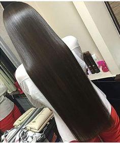 Shop Rabake Hair Brazilian Straight Human Hair 3 Bundles With Closure Brazilian Virgin Hair Straight With Closure Beautiful Long Hair, Gorgeous Hair, Glossy Hair, Long Dark Hair, Super Long Hair, Silky Hair, Stylish Hair, Hair Pictures, Straight Hairstyles