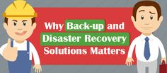 To protect your business' gains from the inevitable and, uh, evitable, you can always invest in back-up and recovery solutions. Tech Updates, Inevitable, Natural Disasters, Whats New, Stunts, Content Marketing, Recovery, Investing, Web Design