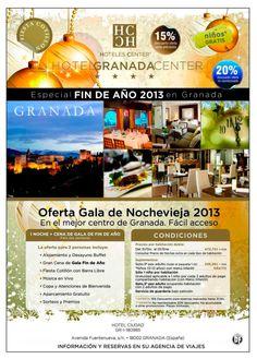 Granada Center. 20% Descuento en Gala Nochevieja (con cotillón) ultimo minuto - http://zocotours.com/granada-center-20-descuento-en-gala-nochevieja-con-cotillon-ultimo-minuto-4/