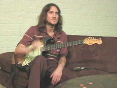 Jhon Frusciante - Funk Lessons - YouTube