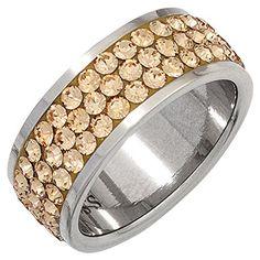 """Dreambase Damen-Ring """"Swarovski"""" Edelstahl 62 (19.7) Drea... https://www.amazon.de/dp/B00N5BGXDO/?m=A37R2BYHN7XPNV"""