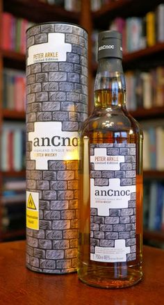 The anCnoc Peter Arkle Limited Edition (Bricks) Single Malt Scotch Whisky