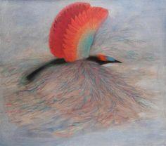 The Phoenix Bird by Viorel Marginean