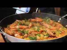 Arte com Sabor - Paella (aula de culinária on line) - YouTube