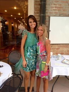 Giorgia Marin and actress Anna Safrocik at the Excelsior Hotel during the 70th Venice Film Festival.