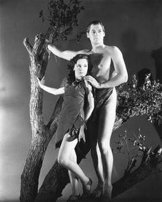 The original Tarzan and Jane