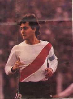 Beto Alonso. #Idolo #Crack #River #Classic